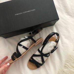 Gladiator Sandals Black